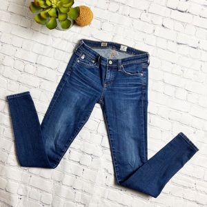 AG Adriano Goldschmied Absolute Legging jeans